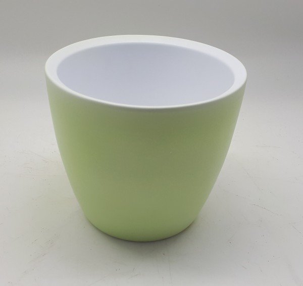 Pot Nola Round Matt Green D8 H6,5