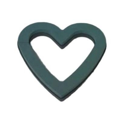 Floralfoam Basic NB heart open 44*42cm