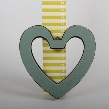 Oasis heart open 22*22cm