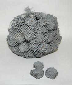Accorn Cones 1Kg Grey