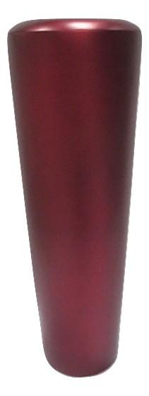Vase Daone Tapered Matt Dark Red D21H62