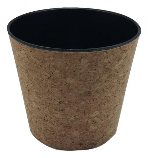 Melamine Pot Rond Kurk D27H25