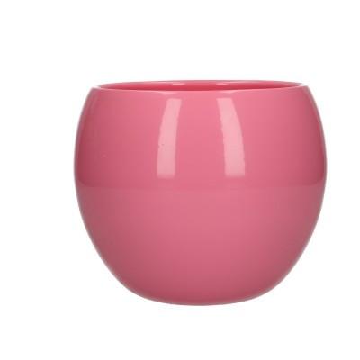 Ball pot d12.5/15*13cm pink