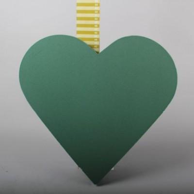 Floralfoam Basic FF heart 46*45cm