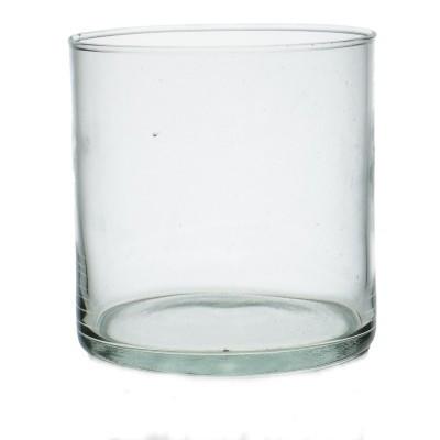 Glas Cilinder d15*15cm