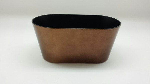 Melamine Copper Oval L20H10
