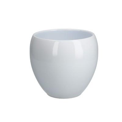 Keramiek pot Ellen d13*15cm White