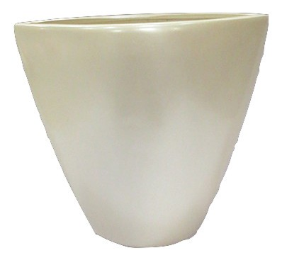 Vase Oval Daone Perlmutt L30W12H30