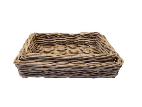 Kubu Basket Tray Rectangle L48W34H10 S2