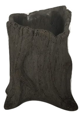 Cement Stronk Hoog Grijs L14W12H15