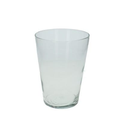 Vase conical d13.5*19cm