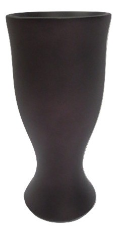 Vase Daone D Matt Dunkel Violett D13H28