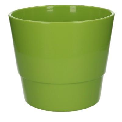 Keramiek pot kim d22*19cm Green