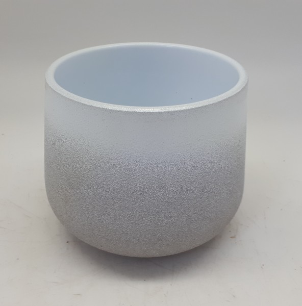 Orchidpot Gaby Round White D17H14