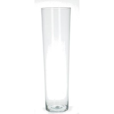 Vase conical d18*60cm