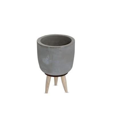 Tischpflanzer Topf d08*11cm