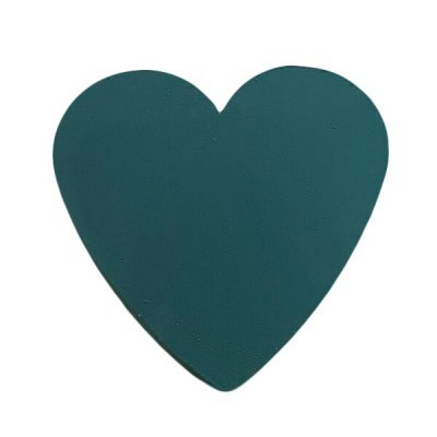 Floralfoam Basic FF heart d26*24cm