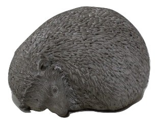 Hedgehog Grey L14,5W11H9