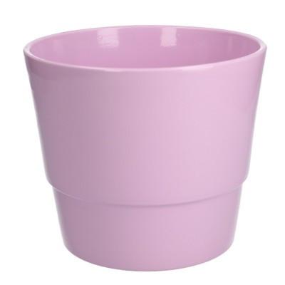 Keramiek pot kim d18*15cm Pink