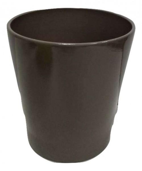 Pot Popoli Round Grey D13H14