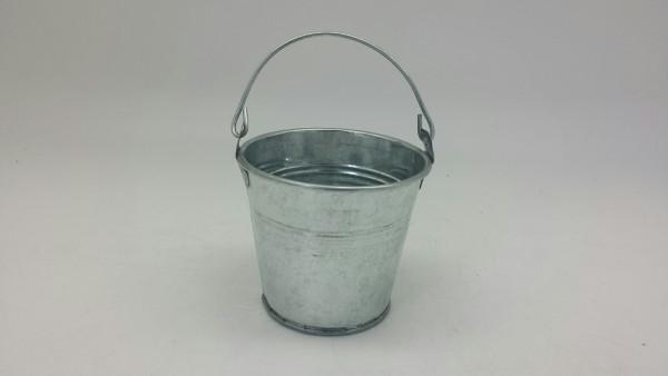 Zinc Bucket With Handle D9,2H8,2