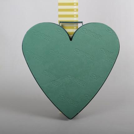Floralfoam Basic NB heart 33*33cm