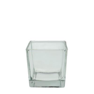Glas Accubak taps d10*10cm