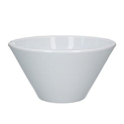 Keramiek Schaal Ellen d25*13cm White